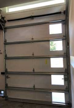 Garage Door Off Track Service Alpharetta