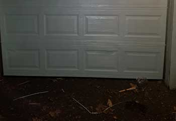 Garage Door Off Track Near Alpharetta | Garage Door Repair Atlanta