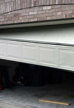 Garage Door Off Track In Decatur